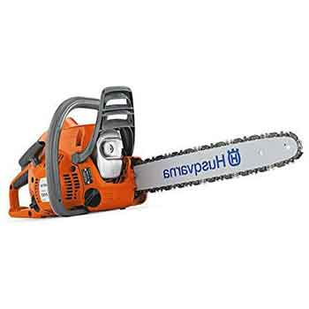 Husqvarna-120 2-Cycle Gas Chainsaw