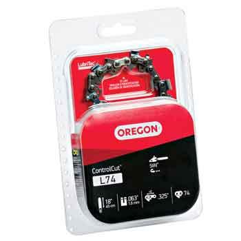 Oregon-L74-ControlCut-18-Inch-Chainsaw-Chain