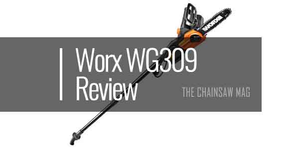 Worx WG309 Electric Pole Saw review featured